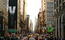 New York street wide wallpapers and HD wallpapers