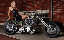 Bikes and Girls wide wallpapers and HD wallpapers