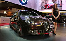 Alfa Romeo and Girl wide wallpapers and HD wallpapers