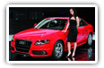 Audi and Girls desktop wallpapers