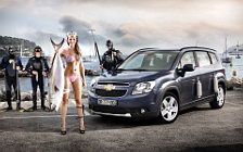 Chevrolet and Girl wide wallpapers and HD wallpapers