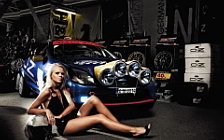 Ford and Girl wide wallpapers and HD wallpapers