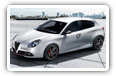 Alfa Romeo Giulietta cars desktop wallpapers
