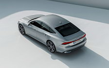Audi A7 Sportback quattro car wallpapers