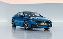 Audi A7 Sportback quattro S line car wallpapers