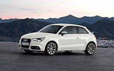 Audi A1 1.6 TDI wallpapers
