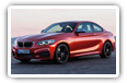 BMW 2-series cars desktop wallpapers