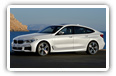BMW 6-series Gran Turismo cars desktop wallpapers