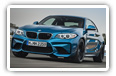 BMW M2 cars desktop wallpapers
