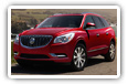 Buick Enclave cars desktop wallpapers