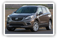 Buick Envision cars desktop wallpapers