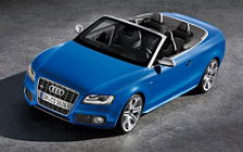 Audi S5 Cabriolet wide wallpapers