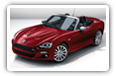 Fiat 124 Spider cars desktop wallpapers