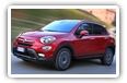 Fiat 500X cars desktop wallpapers