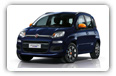 Fiat Panda cars desktop wallpapers