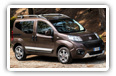 Fiat Qubo cars desktop wallpapers