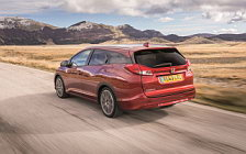 Honda Civic Tourer car wallpapers