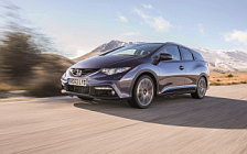 Honda Civic Tourer Sports Pack car wallpapers