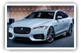 Jaguar XF cars desktop wallpapers