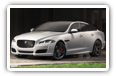 Jaguar XJ cars desktop wallpapers