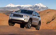 Jeep Grand Cherokee wallpapers