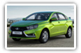 Lada Vesta cars desktop wallpapers