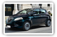 Lancia Ypsilon cars desktop wallpapers