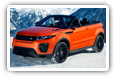 Land Rover Range Rover Evoque Convertible cars desktop wallpapers