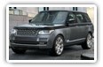 Land Rover Range Rover cars desktop wallpapers
