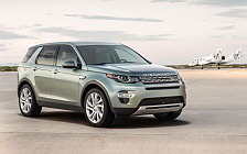 Land Rover Discovery Sport HSE Luxury car wallpapers