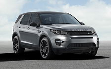 Land Rover Discovery Sport HSE Luxury Black Pack car wallpapers