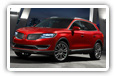 Lincoln MKX cars desktop wallpapers