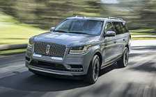 Lincoln Navigator Black Label car wallpapers