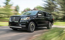 Lincoln Navigator L Black Label car wallpapers
