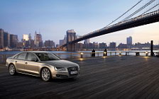 Audi A8 wide wallpapers