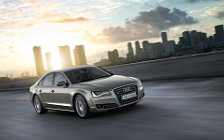 Audi A8 4.2 FSI quattro wide wallpapers