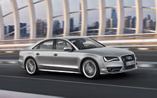 Audi S8 wide wallpapers