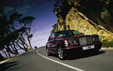 Bentley Arnage R wide wallpapers