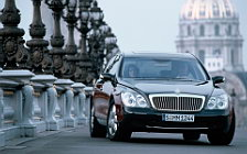 Maybach 57 wallpapers