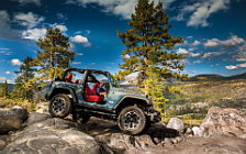 Jeep Wrangler Rubicon 10th Anniversary Edition 4x4 Off Road wide wallpapers and HD wallpapers
