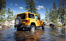 Jeep Wrangler Rubicon 4x4 Off Road wide wallpapers and HD wallpapers