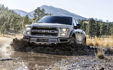 Ford F-150 Raptor SuperCrew 4x4 Off Road wide wallpapers and HD wallpapers