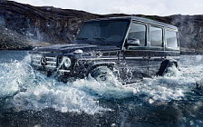 Mercedes-Benz G500 4x4 Off Road wide wallpapers and HD wallpapers
