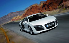 Audi R8 wide wallpapers