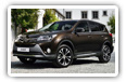 Toyota RAV4 cars desktop wallpapers