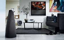 Bang & Olufsen BeoVision 10 40 with BeoLab 9 BeoLab 2 BeoCenter 2 and Beo6 wide wallpapers and HD wallpapers