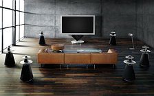 Bang & Olufsen BeoVision 4 103 with BeoLab 5 and BeoSound 5 wide wallpapers and HD wallpapers