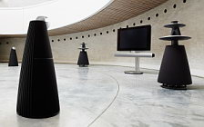 Bang & Olufsen BeoVision 7 40 with BeoLab 7 2 and BeoLab 5 and BeoLab 9 wide wallpapers and HD wallpapers