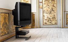 Bang & Olufsen BeoVision MX 4200 on motor stand with DVD 1 wide wallpapers and HD wallpapers