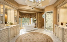 Bathroom interior wide wallpapers and HD wallpapers